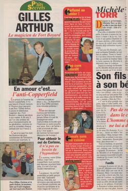 France DImanche Aout 1996