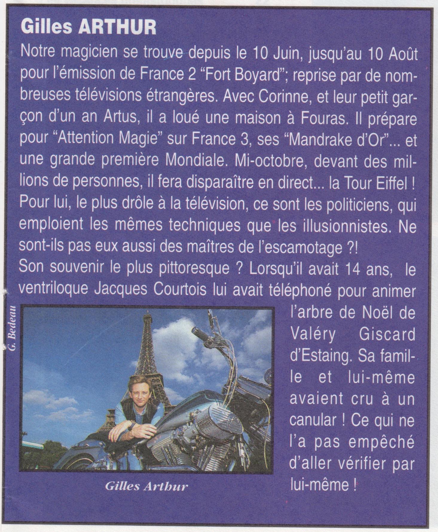 Le Rire Juin 1994