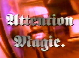 Attention Magie - Gilles Arthur