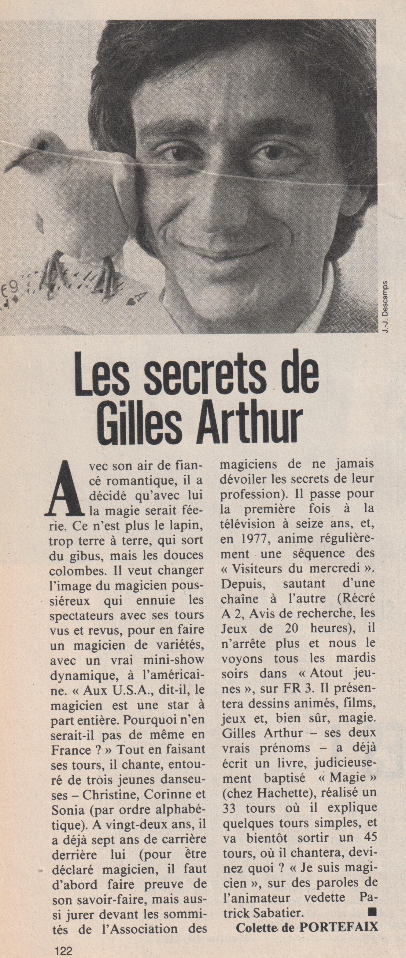 Télé 7 Jours 1982