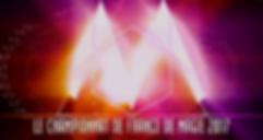 Le championnat de France de magie - Gilles Arthur