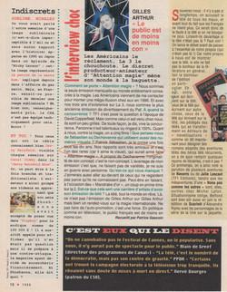 Télé Magazine Juin 1994
