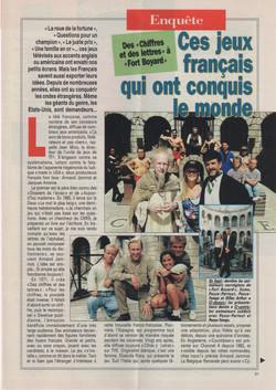 Télé Star Mai 1994