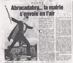 Le Parisien Oct 1993