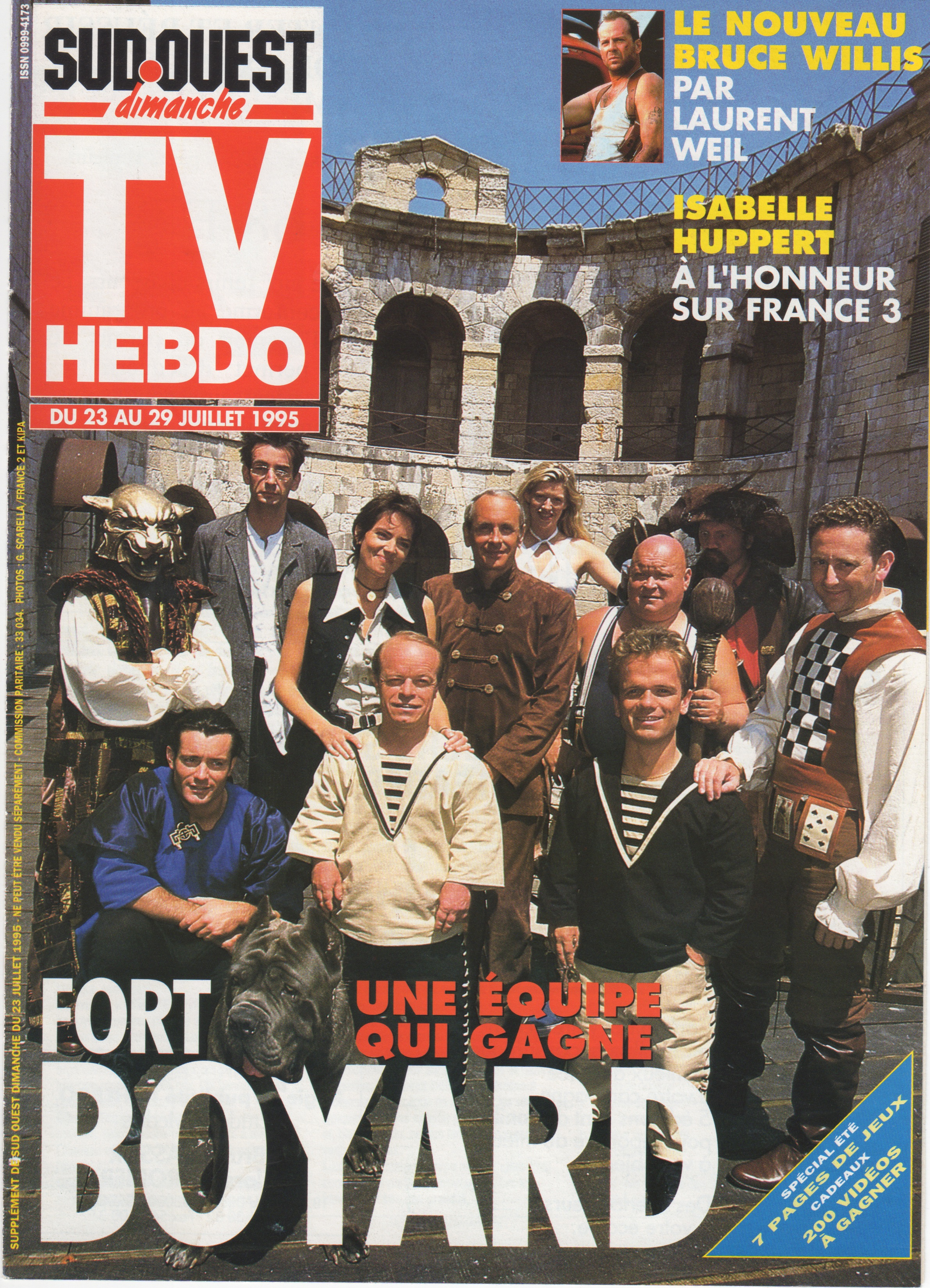 Télé Hebdo Juillet 1995