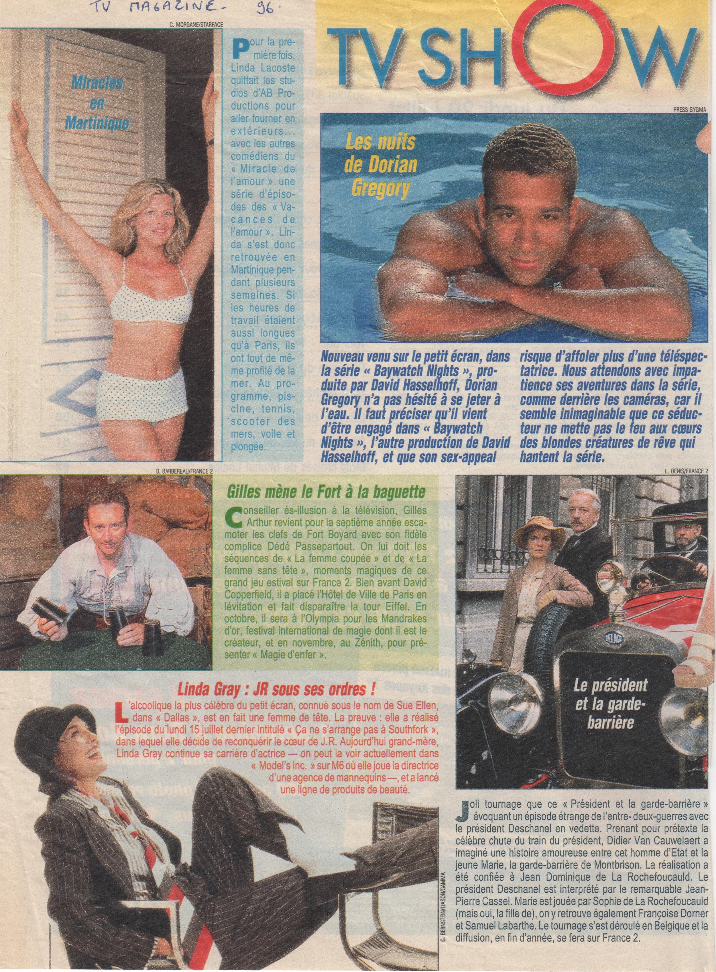 TV Magazine 1996