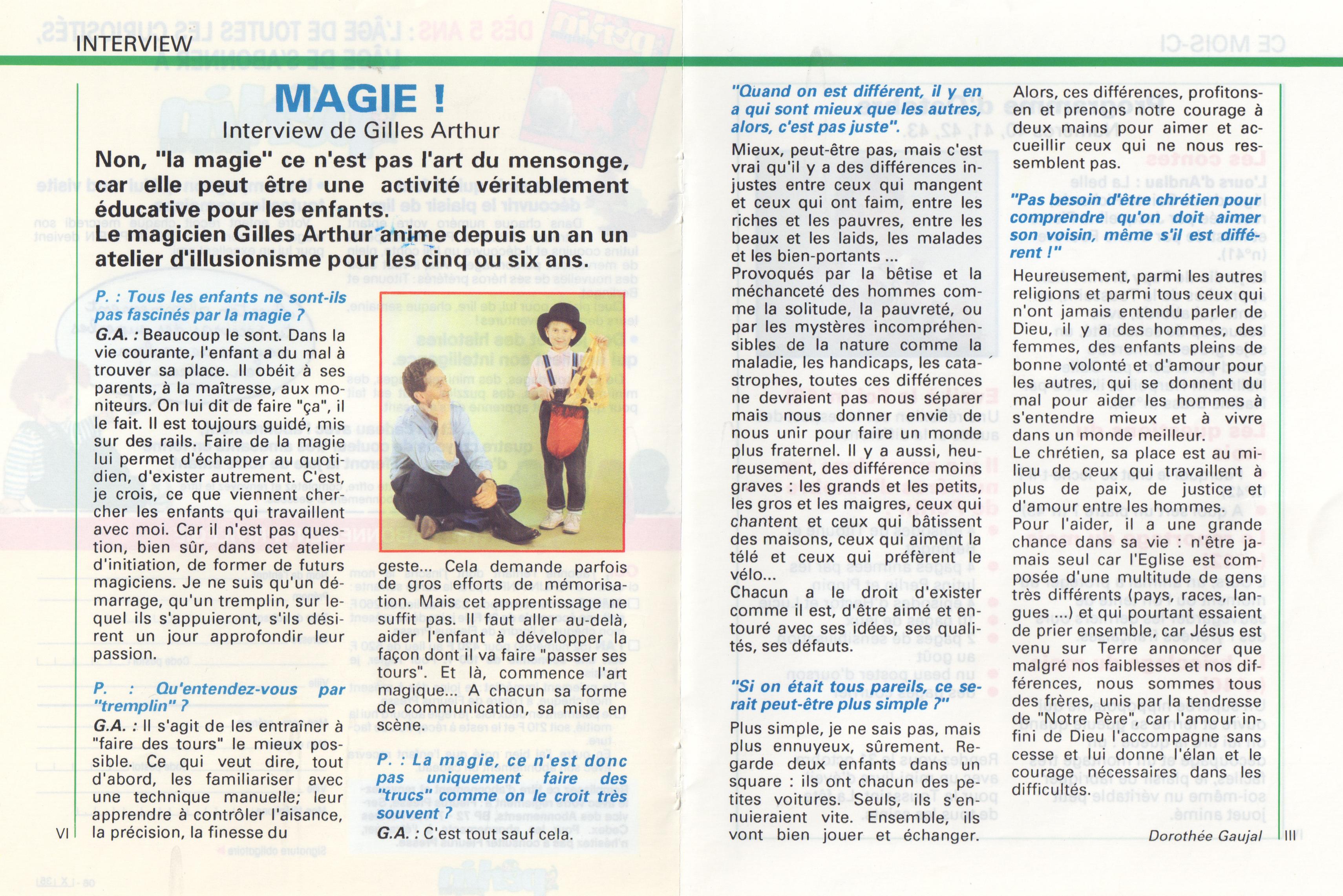 Perlin et Pinpin 1990