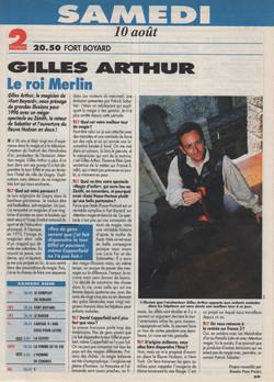 Télé K7 Aout 1996
