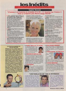 Télé 7 Jours Aout 1998