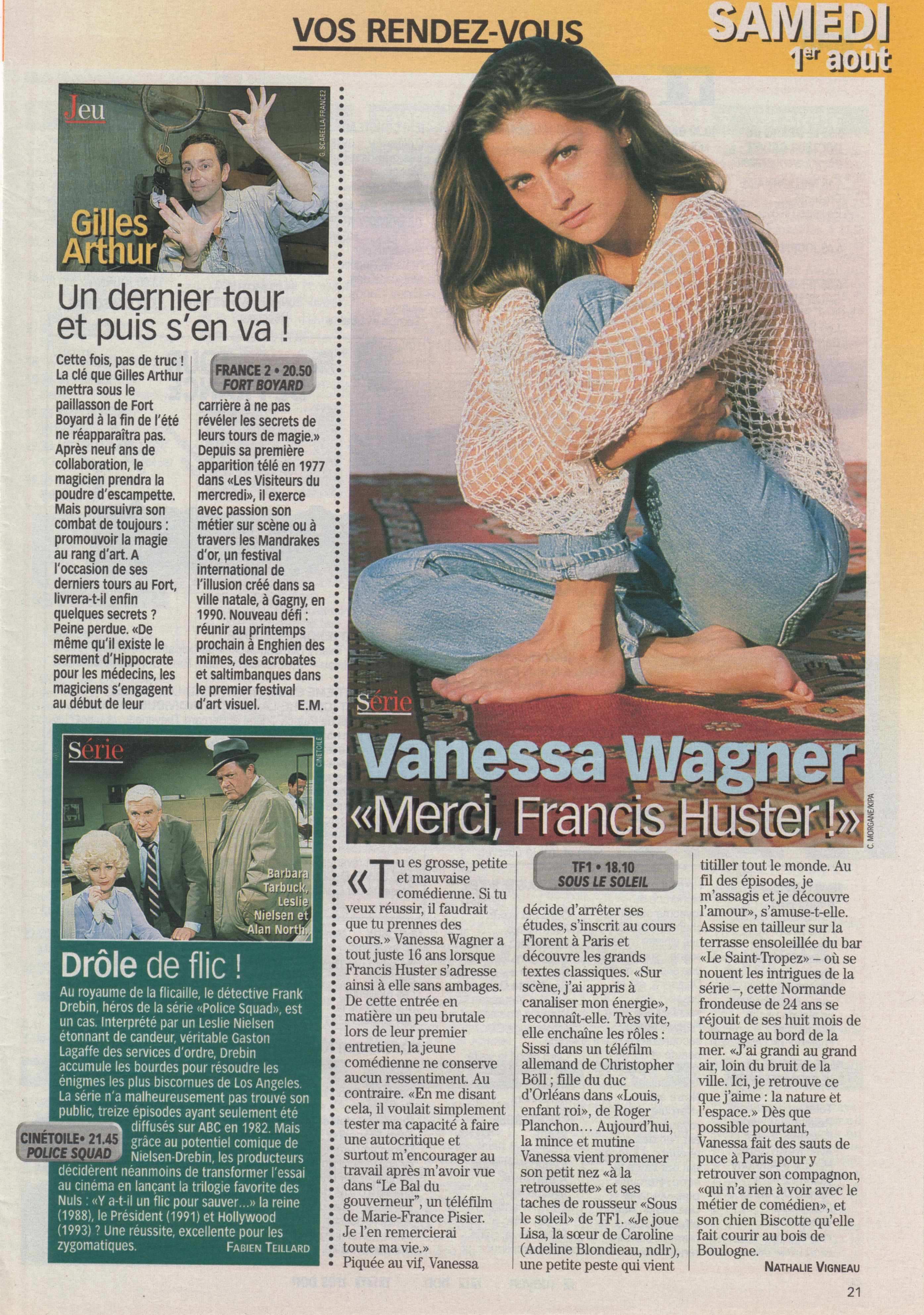 Télé Star Aout 1998