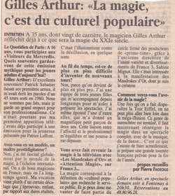 Quotidien Avril 1996