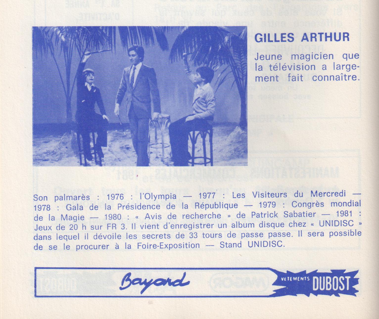 Le Parisien 1981