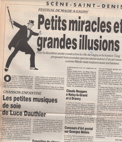 93 Hebdo Septembre 1991
