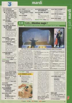 Télé 7 Jours Juin 2000