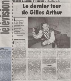 France Soir Aout 1998