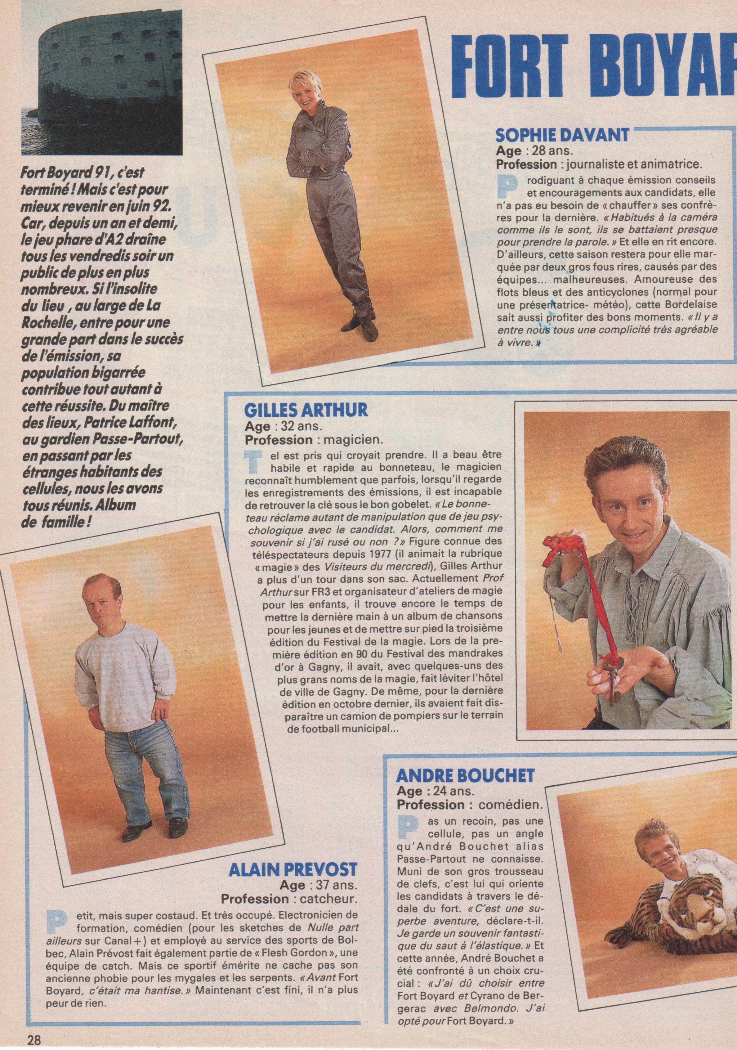 Télé K7 1991