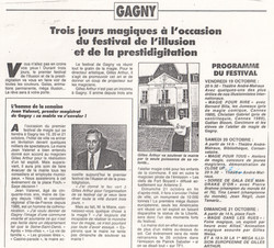 Echo 93 Octobre 1990
