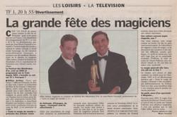 Parisien Novembre 2000
