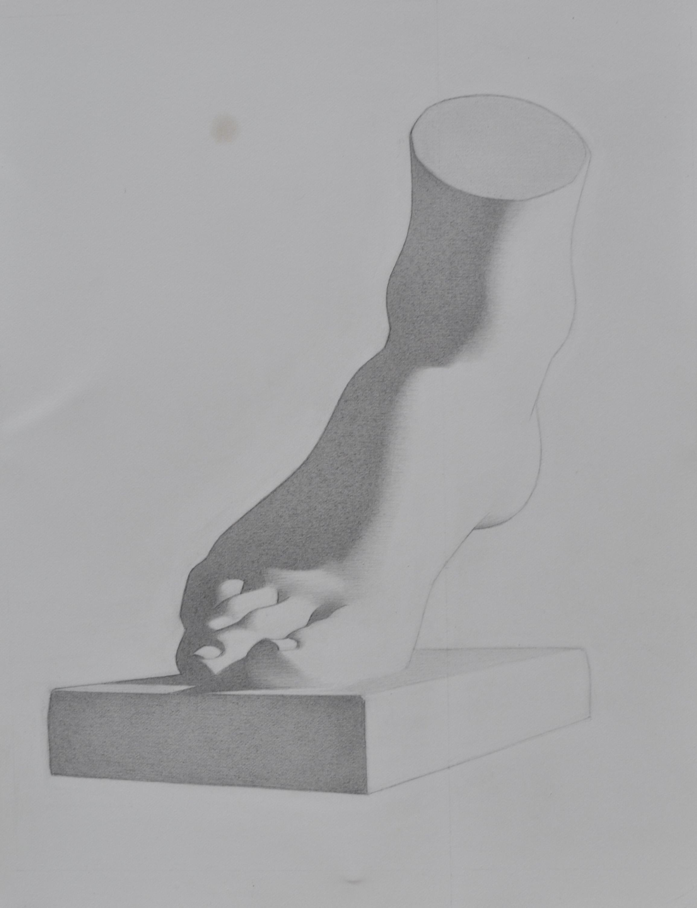 B)The Foot of the Medici Venus copy after Barque.jpg