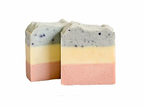 Sapon Soap - Ylang Ylang, Rose & Lavender