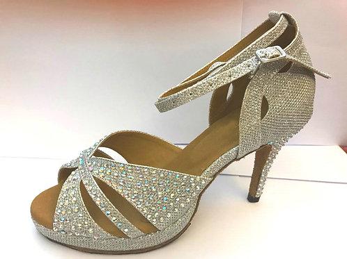 Diamonte Samba Heels