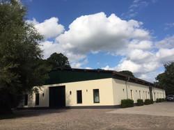 Neuer Kuhstall