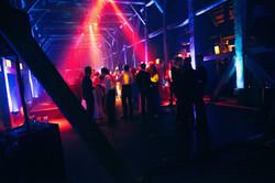 Veranstaltung in der Scheune