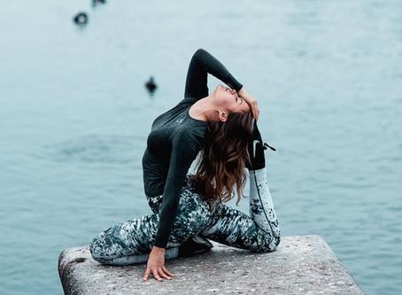 #3 Episode: Exploring The Depth of Yoga with Geraldine Antoinette