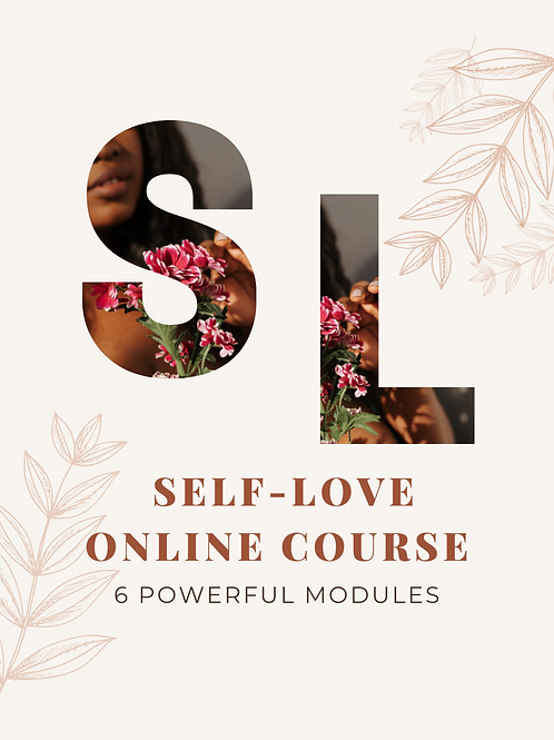 Self-Love Online Course