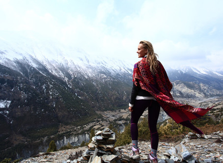 #2 Episode: Traveling Around the World with Sara Lehtikangas