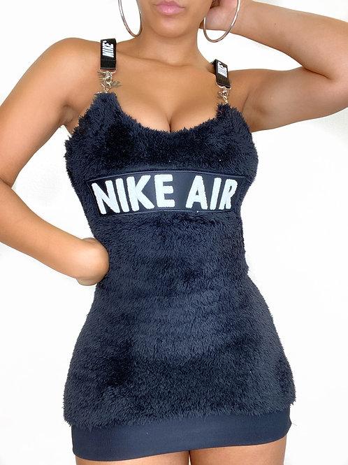 NIKE Fur Dress