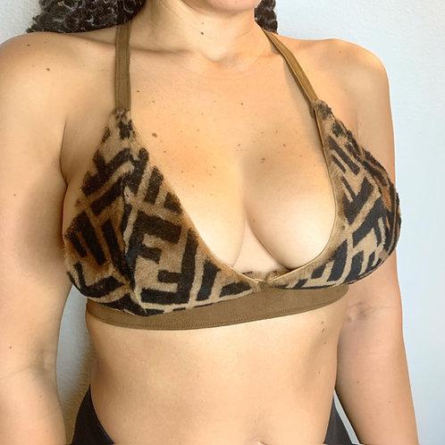 Custom Fendi Bralette