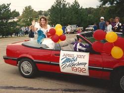 Miss Viburnum 1992