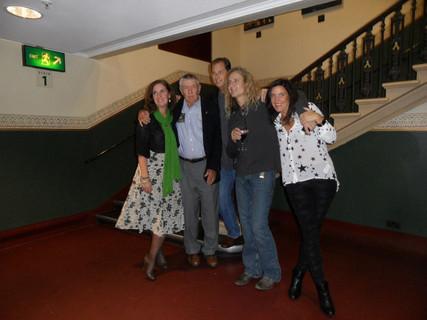 Royal Albert Hall Okt 24 2013