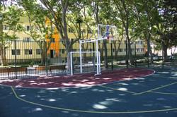 мини футбол+баскетбол