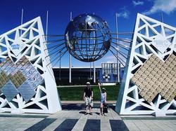 Экскурсия в Олимпийский парк