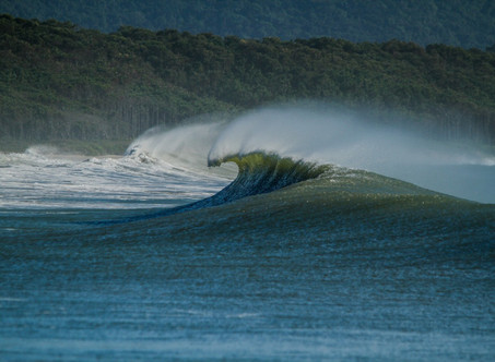 LOOKING FOR AMAZING WAVES? CAMPING DA BARRA, FLORIANOPOLIS IS THE ANSWER