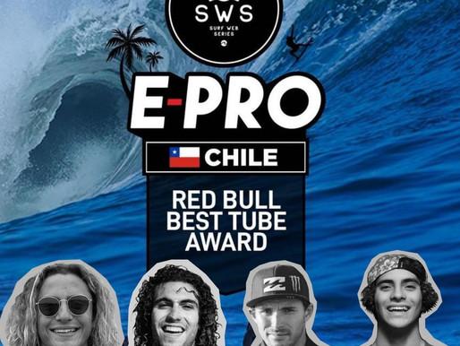 WINNERS OF RED BULL BEST TUBE AWARD