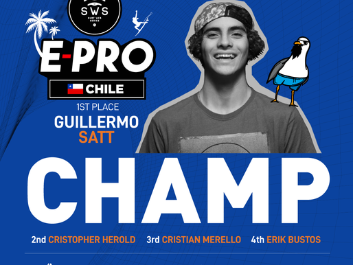 AND THE WINNER E-PRO IS...