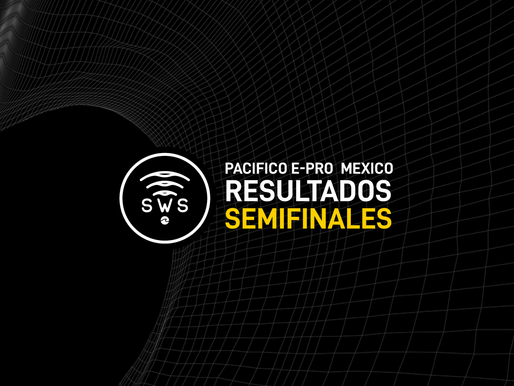 HERE ARE THE OFFICIAL RESULTS OF MEN'S SEMIFINALS PACIFICO EPRO MEXICO