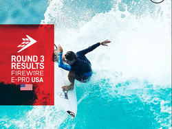 THE OFFICIAL RESULTS OF THE ROUND 3 OF FIREWIRE E-PRO USA