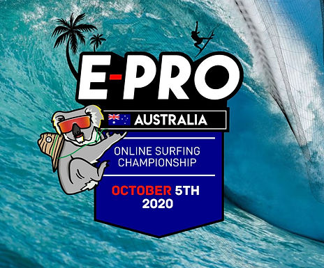 E-PRO AUSTRALIA EVENT CONFIRMED TO KICK OFF OCT 5, 2020 WITH MEN'S, WOMEN'S & JUNIOR'S DIVISIONS