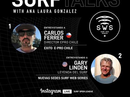 CONOCE LOS MEJORES MOMENTOS DEL E-PRO CHILE EN SURF TALKS