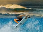 SWS SURFBOARD EMPIRE E-PRO AUSTRALIA CHAMPION PARTICIPATES IN THE WSL OF NARRABEEN