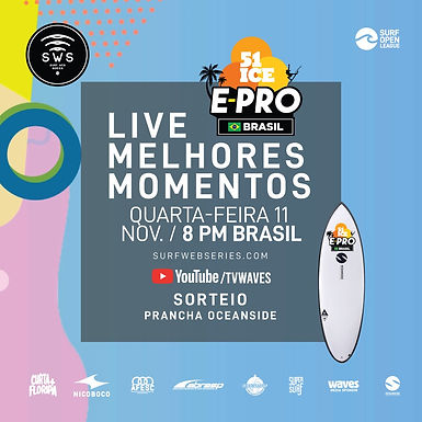DON'T MISS THE BEST MOMENTS OF THE 51 ICE E-PRO BRASIL!
