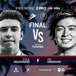 ALL-SAN CLEMENTE FINAL AWAITS AT FIREWIRE E-PRO USA PRES. BY FUTURES