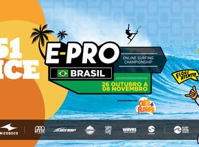 LIVE NOW!  51 ICE E-PRO BRASIL KICKS OFF ROUND 1