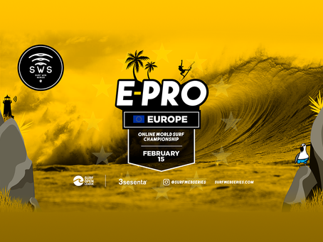 E-PRO EUROPE, OCTAVA ETAPA DEL CAMPEONATO MUNDIAL DE SURF ONLINE