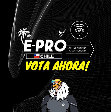 E-Pro Chile Kicks Off Intense Round 1 for the Third Stop of the Surf Web Series