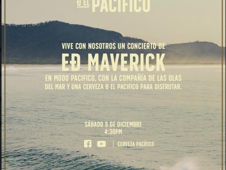 CONCIERTO DE ED MAVERICK EN VIVO